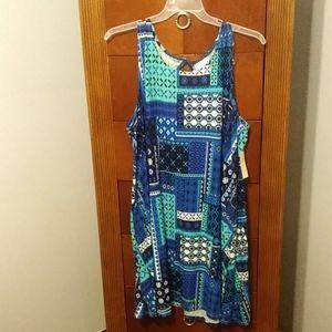 Dresses & Skirts - 💎Nwt so cute Key hole stretchy dress size 2X